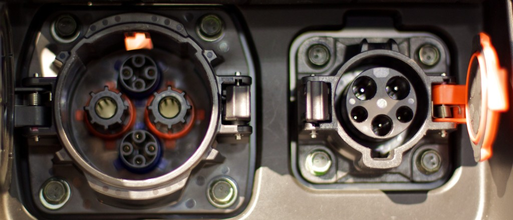 Nissan Leaf Stecker