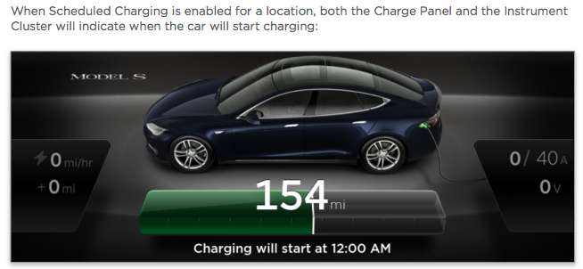 Scheduled Charging 2